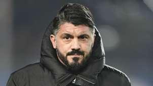 Gennaro Gattuso Atalanta Milan