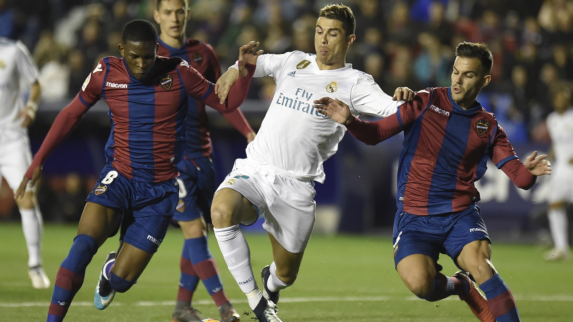 Levante Real Madrid LaLiga 03022018
