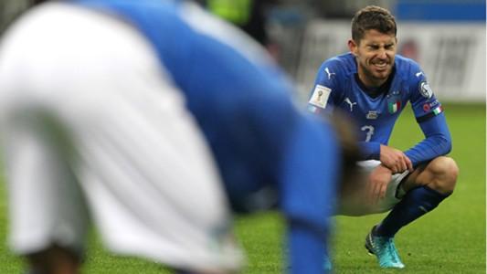 Jorginho Italy Sweden