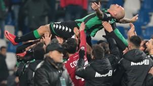 Paolo Cannavaro Sassuolo Inter