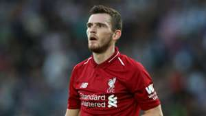 Andrew Robertson Liverpool