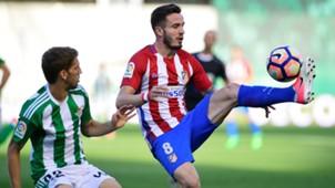 Saul Niguez Darko Brasanac Betis Atletico Madrid LaLiga 14052017