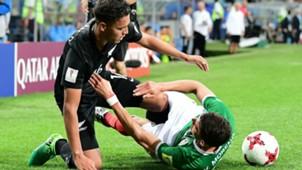 Hector Moreno Mexico Confederations Cup