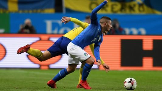 Marco Verratti Italy Sweden