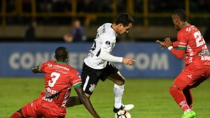 Rodriguinho Patriotas Boyaca Corinthians Copa Sudamericana 28062017
