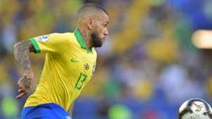 Dani Alves Brasil Peru Copa America final 07072019