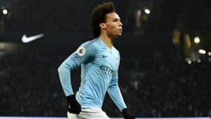 Leroy Sane Manchester City Liverpool