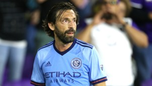 Andrea Pirlo New York City Orlando City MLS 03052017