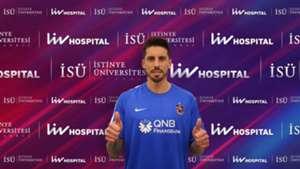 Jose Sosa Trabzonspor 08092017