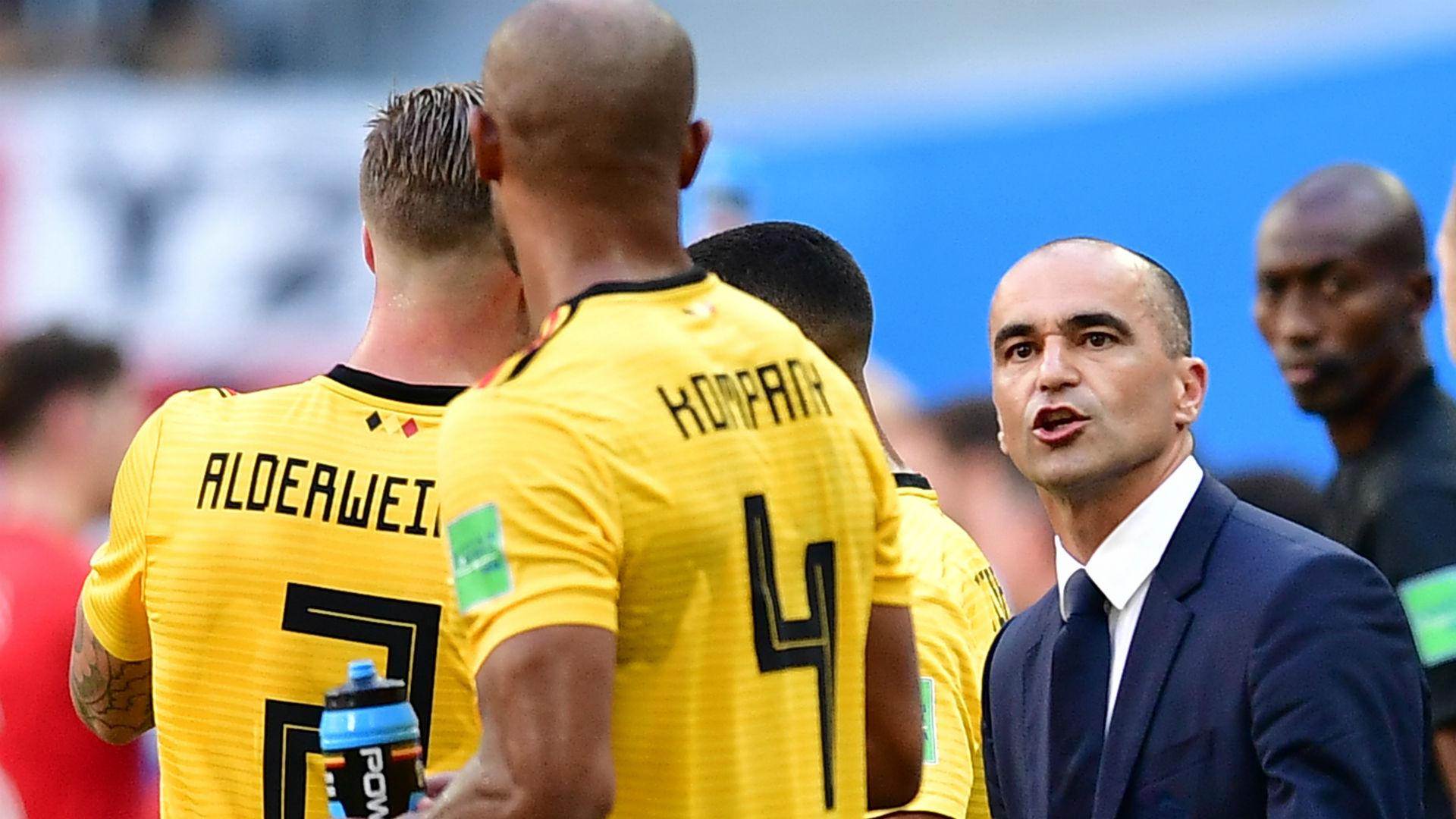 Roberto Martínez Bélgica Inglaterra Copa do Mundo 14 07 2018