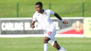 Harria Tchilimbou, Free State Stars, April 2018