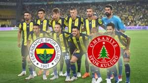 Fenerbahce Umraniyespor TV LIVE STREAM DAZN Türkiye Kupasi