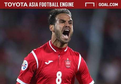 Goal's Asian Potw: Ahmad Nourollahi