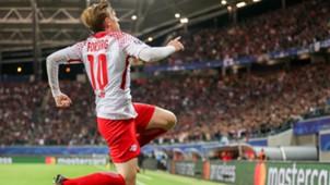 Forsberg, Monaco - Leipzig, Champions League, 09132017