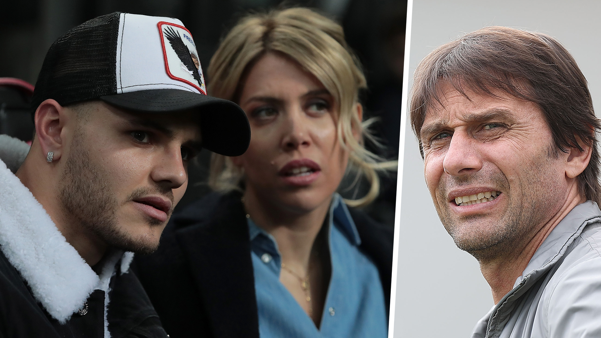 Outcasted by Conte, hated by fans – Icardi's long, bitter divorce from Inter