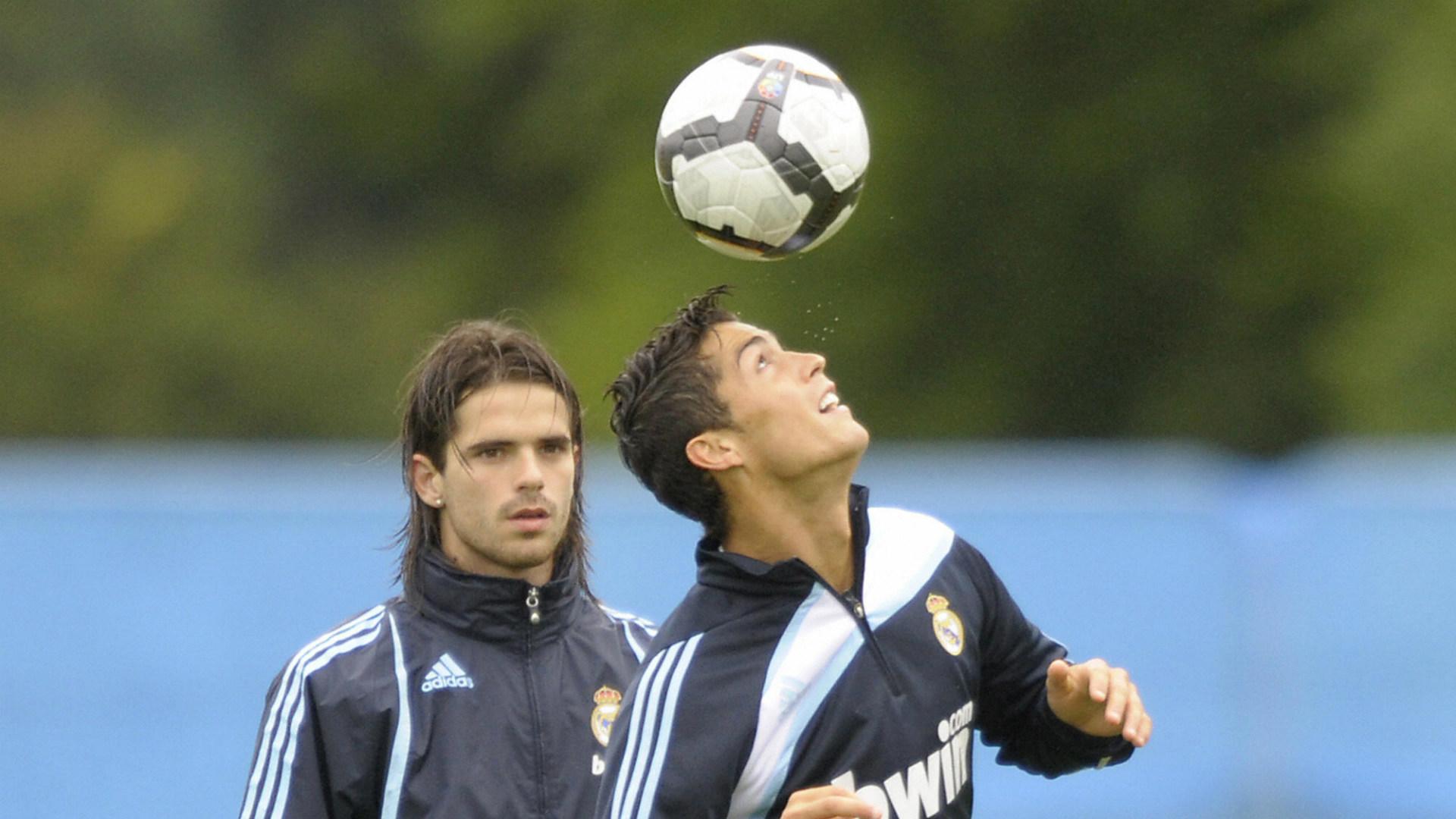 Gago Ronaldo Real Madrid