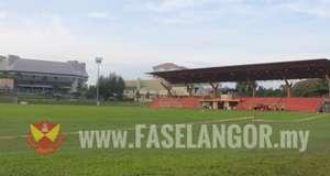 Selangor SUK training pitch