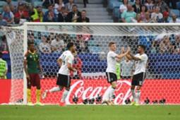 Germany v Cameroon