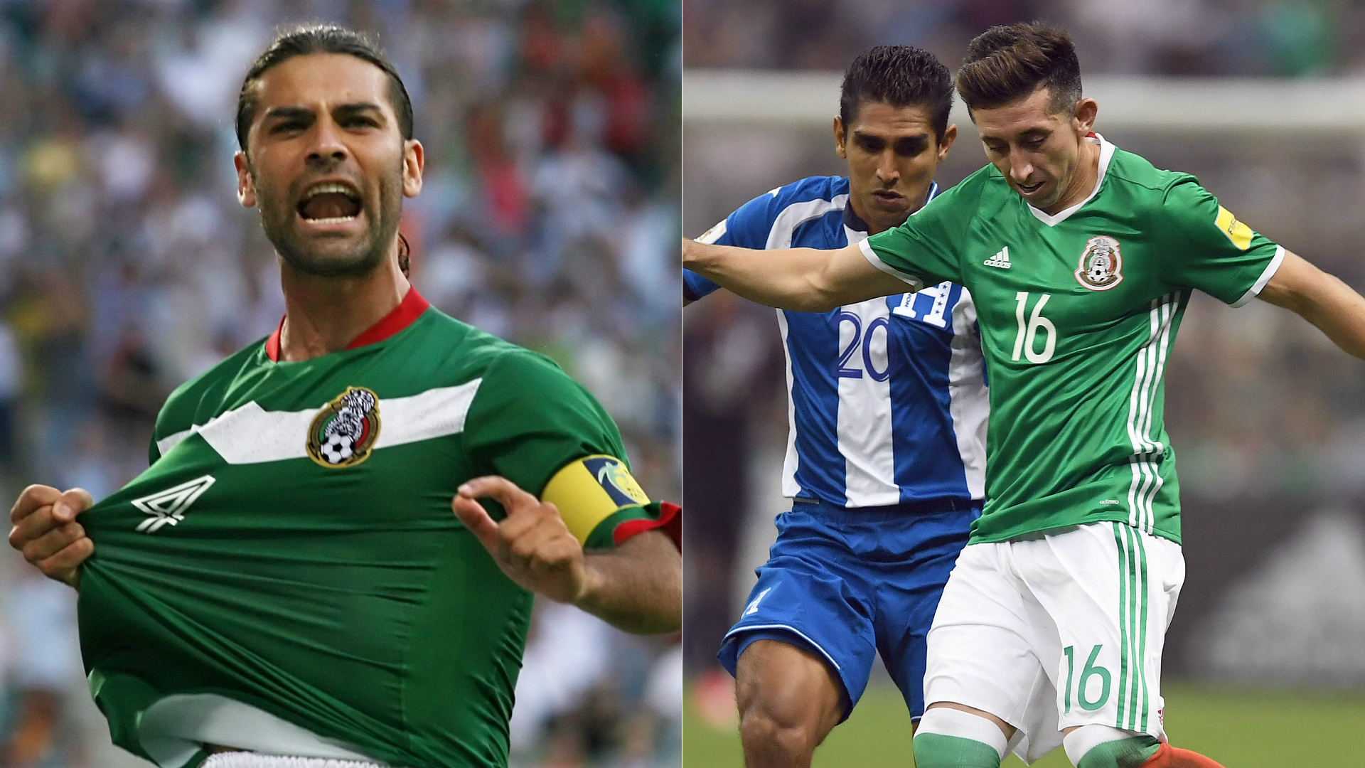 Rafa Márquez vs Herrera