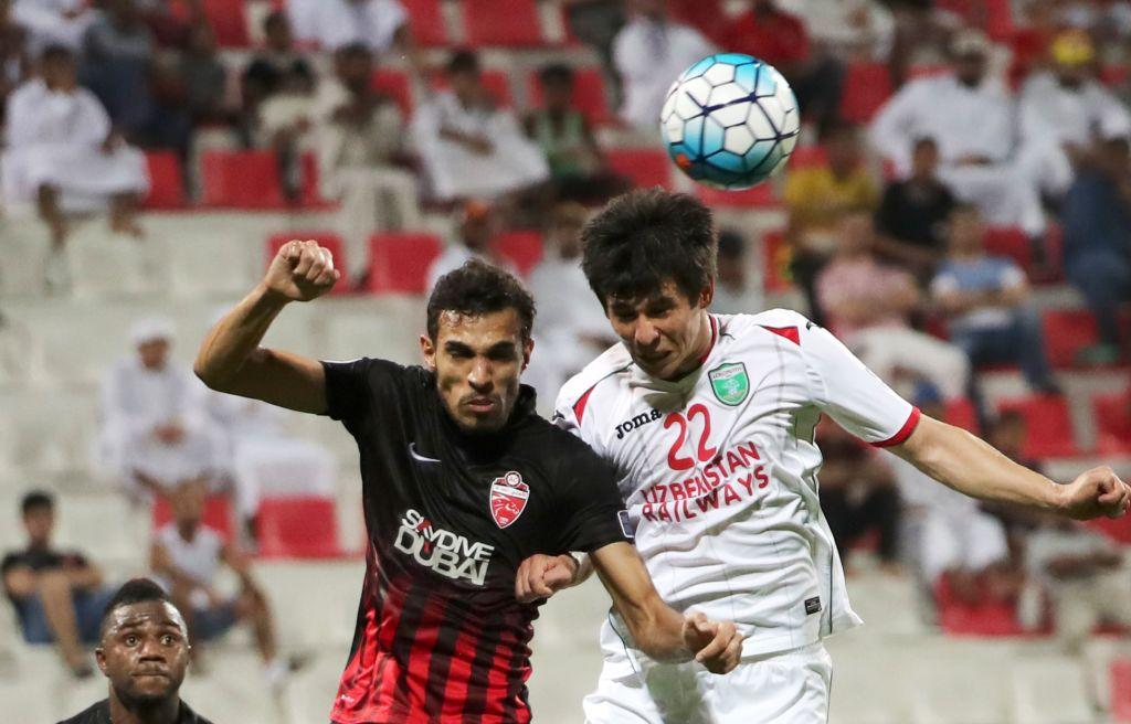Al-Ahli's - Lokomotiv Tashkent