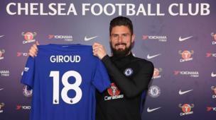 Giroud Chelsea