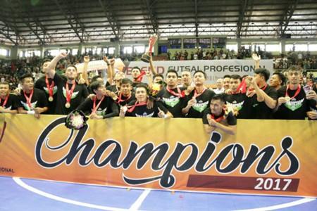 Vamos FC Mataram - Juara Pro Futsal League 2017