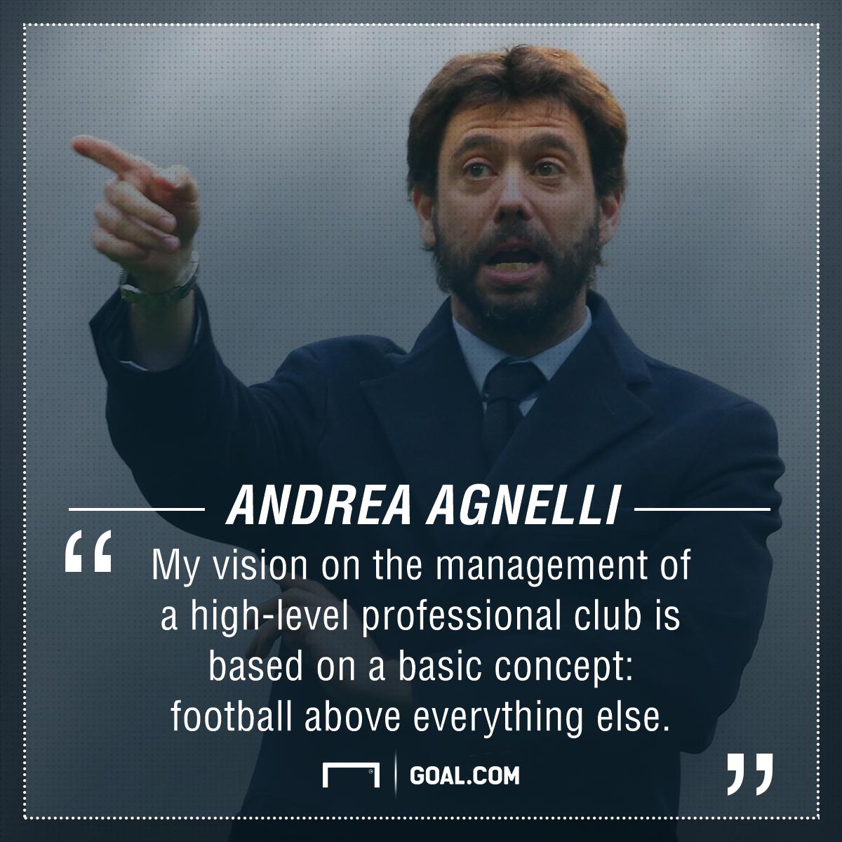 Andrea Agnelli Juventus PS
