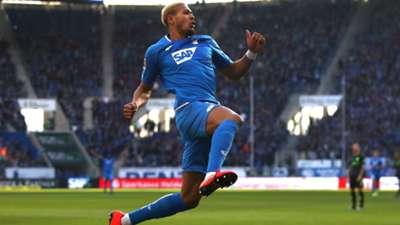 Joelinton 1899 Hoffenheim Hannover 96 Bundesliga 16022019
