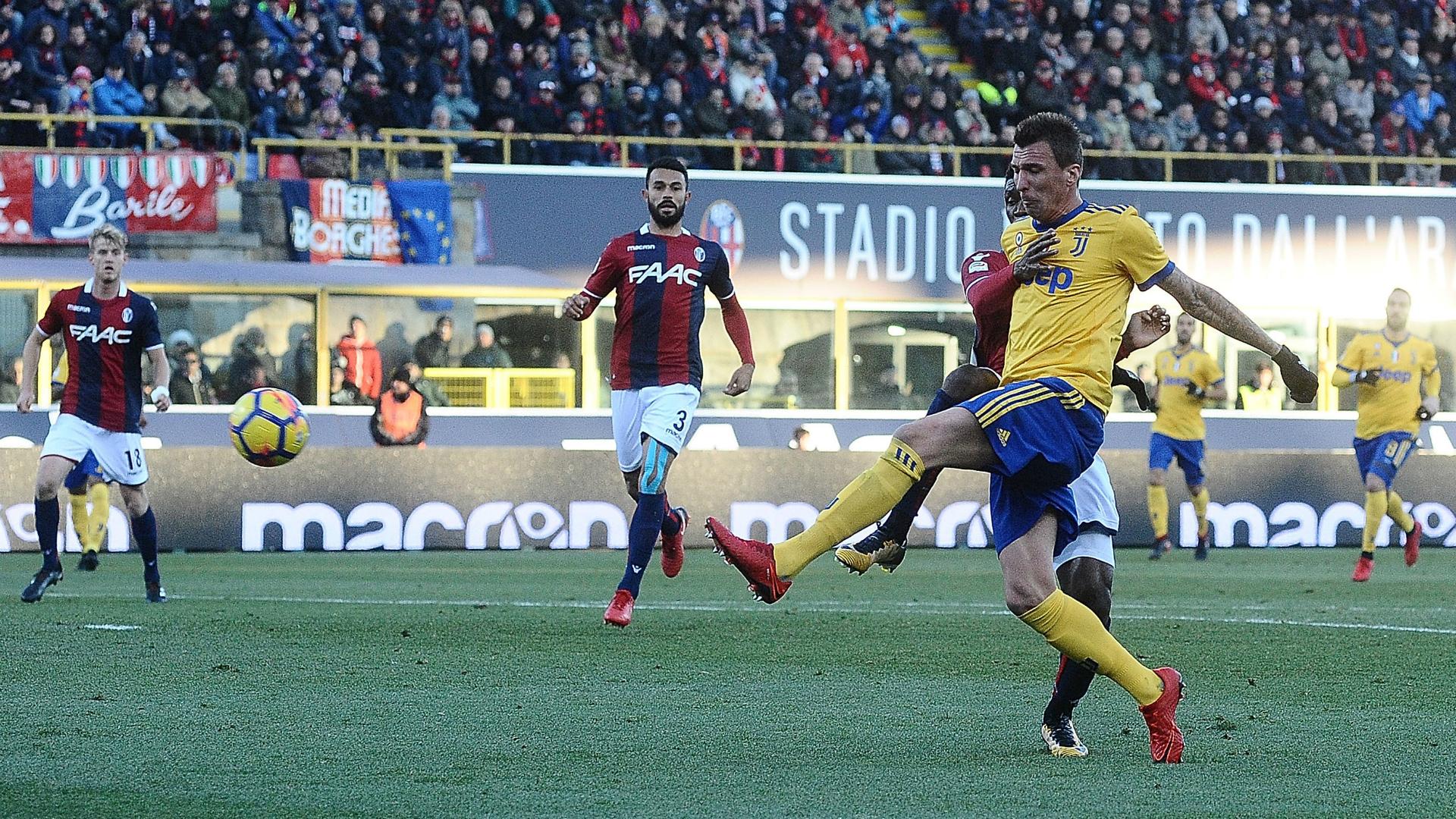 Infortunio Mandzukic, ecco il comunicato ufficiale della Juventus