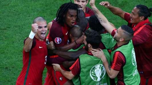 Renato Sanches Poland Portugal Euro 2016