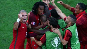 Renato Sanches Poland Portugal Euro 2016