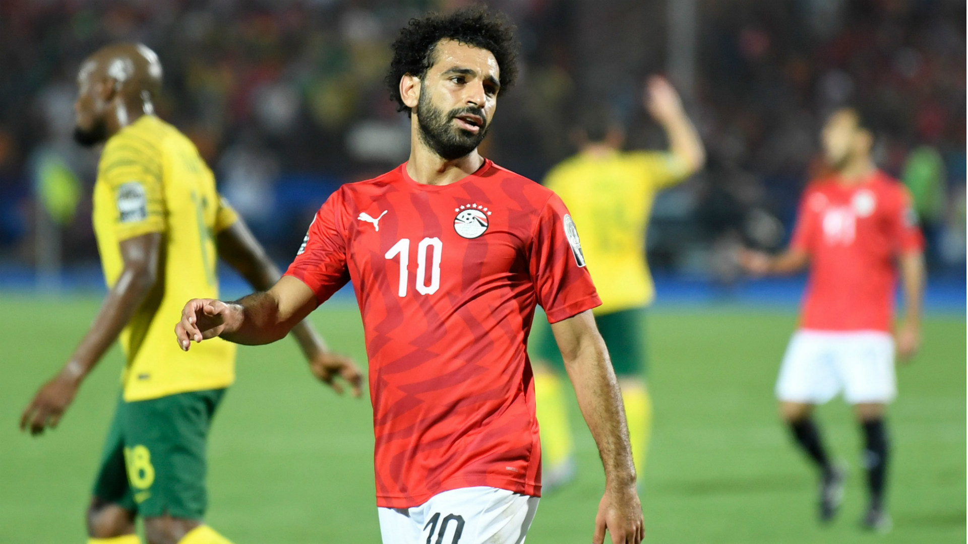 Salah vs South Africa Afcon 2019