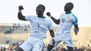 Moussa Konate and Sadio Mane - Senegal