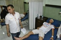 CEO Michael Bimo Putranto, M Wahyu & Dedi Cahyono Putro - Persis Solo