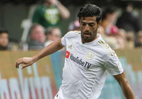Vela strike not enough for LAFC