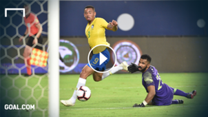 Gabriel Jesus Brazil Saudi Arabia