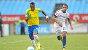 Yannick Zakri and Granwald Scott - Sundowns v Bidvest Wits