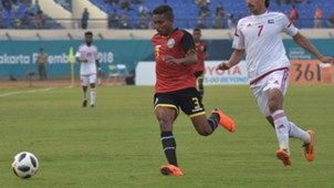Timor Leste & Suriah - Asian Games 2018