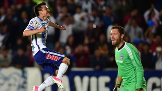 Hirving Lozano Pachuca Chris Seitz FC Dallas