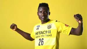 Michael Olunga unveiled in Japan team.