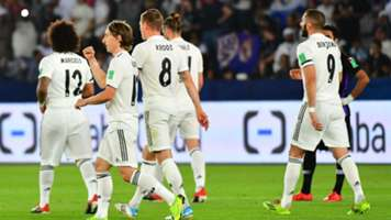 Luka Modric Real Madrid Al Ain CWC final