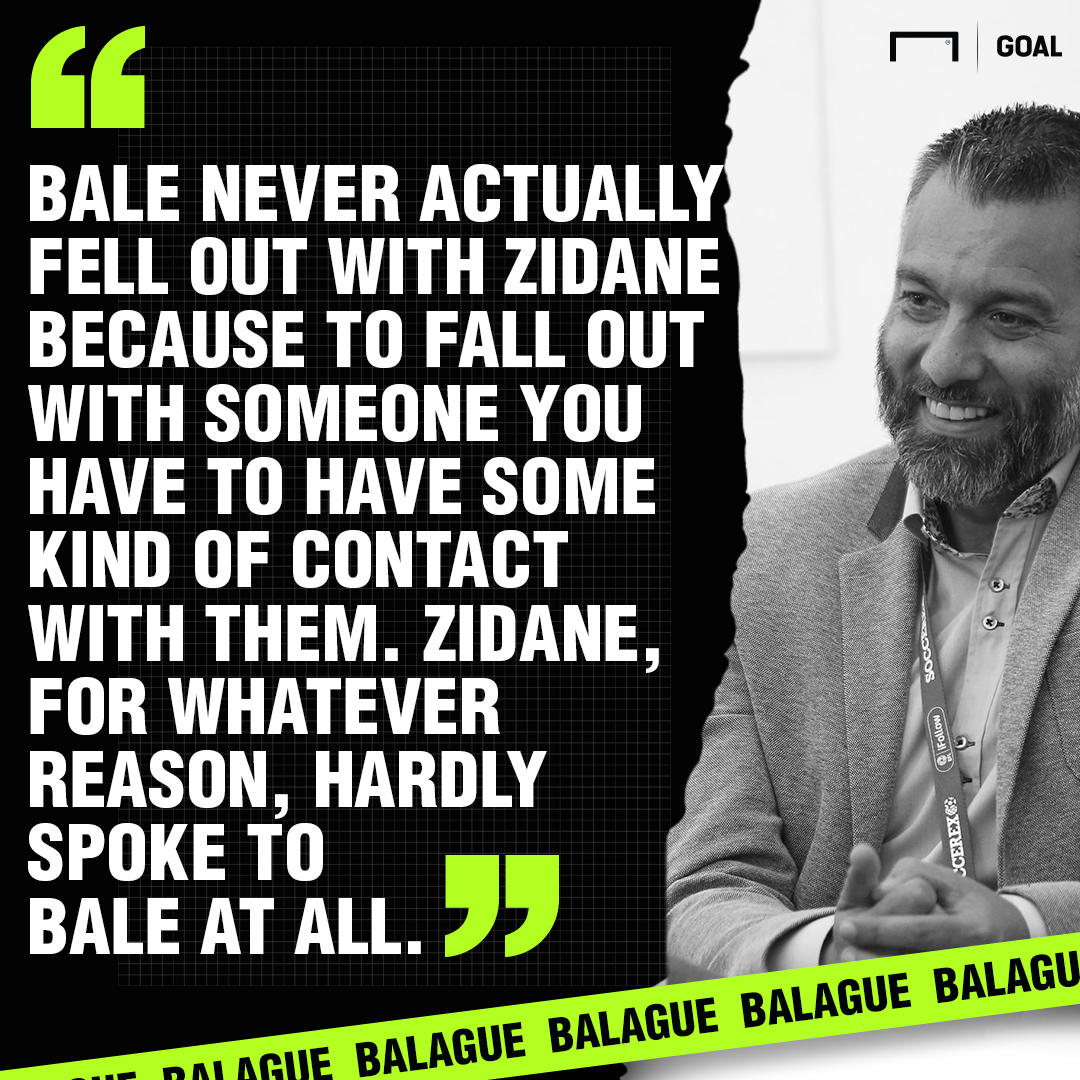 Balague quote Bale