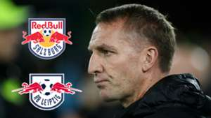 Brendan Rodgers Celtic Red Bull Salzburg RB Leipzig