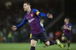 Messi Real Betis Barcelona LaLiga