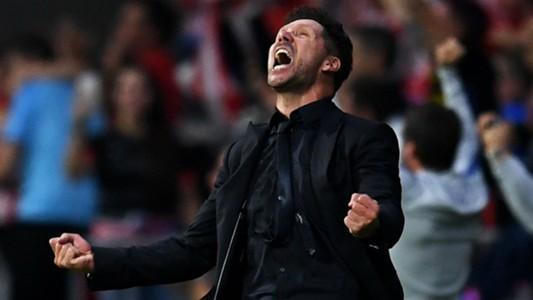 Diego Simeone Atletico Madrid La Liga 03102018