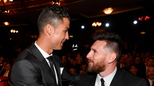Appiah picks Messi as best player ahead of Ronaldo