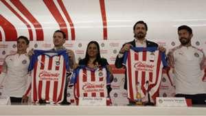 Presentación uniforme Chivas Apertura 2019 120719