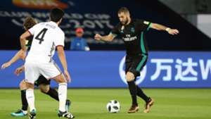 Karim Benzema Real Madrid Al Jazira Club World Cup 13122017