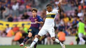 Puig Villa Barcelona Boca Trofeo Joan Gamper