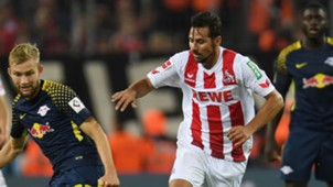 Claudio Pizarro 1. FC Köln 011017